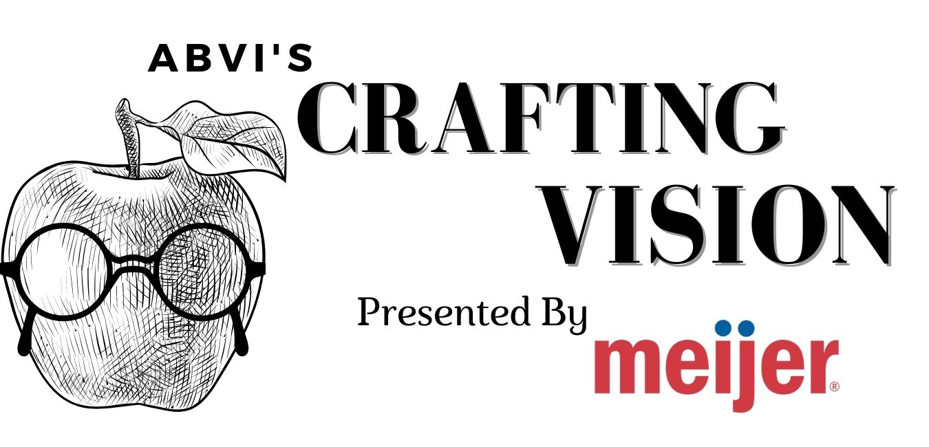 The crafting vision logo